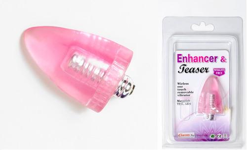sex shop - vibrador de lengua adaptable - sexshop
