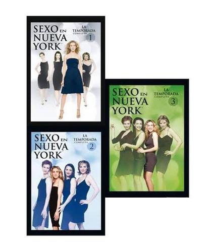 sexo en la ciudad temporadas 1 2 3 4 5 6 dvd