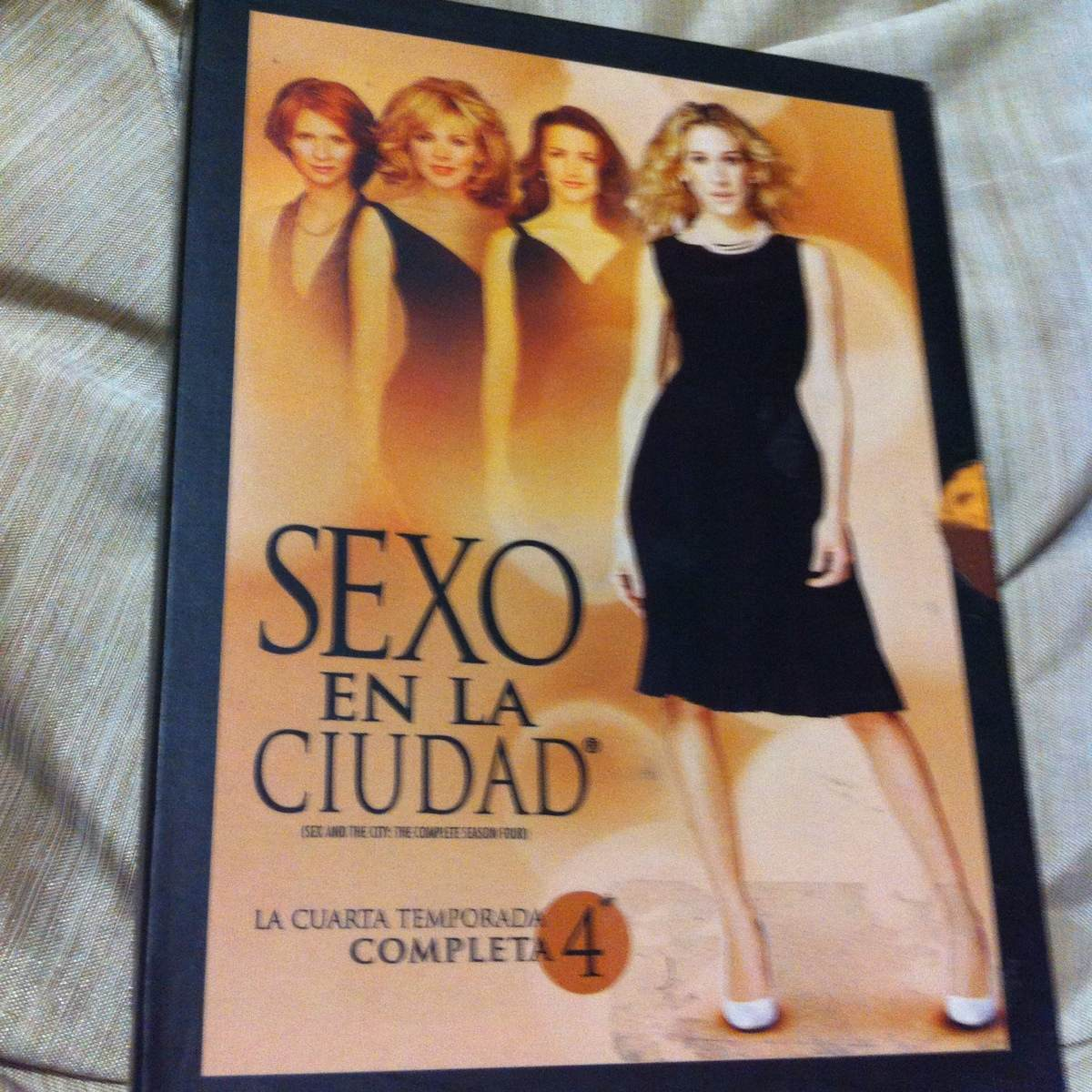 Sex & The City: Sexo en la Ciudad Temporada 4 Serie