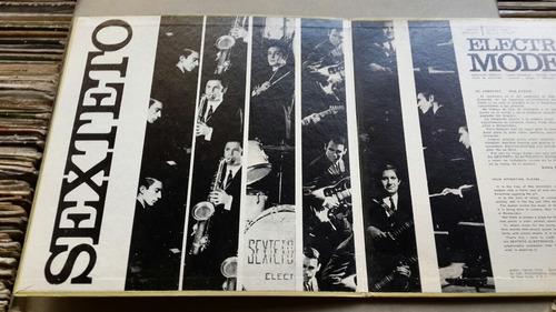 sexteto electrónico moderno edición en stereo