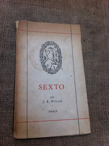 sexto wilcock primera edicion