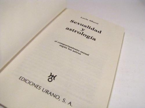 sexualidad y astrologia, lucia alberti.