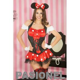 Sexy Disfraz  Minnie !!! Linea  Premiun !!
