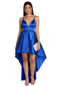 7471cff7746e Sexy Elegante Vestido Princesa Largo Cola 610136