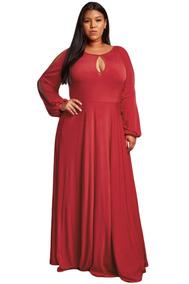 Vestidos Sexis Rojos Vestidos De Mujer De Noche Largo 3xl