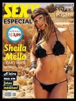 sheila mello sexy Revista