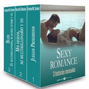 sexy romance - 3 historias sensuales - emma green libro pdf
