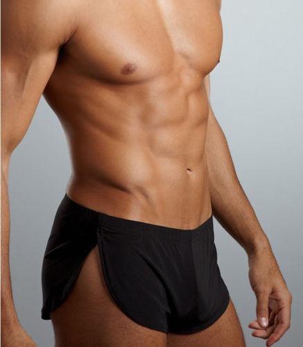 sexy ropa interior tipo short de atletismo