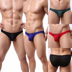27884145c687 Sexy Transparente Mini Bikini Hombre Xl Calzoncillo Ardiente