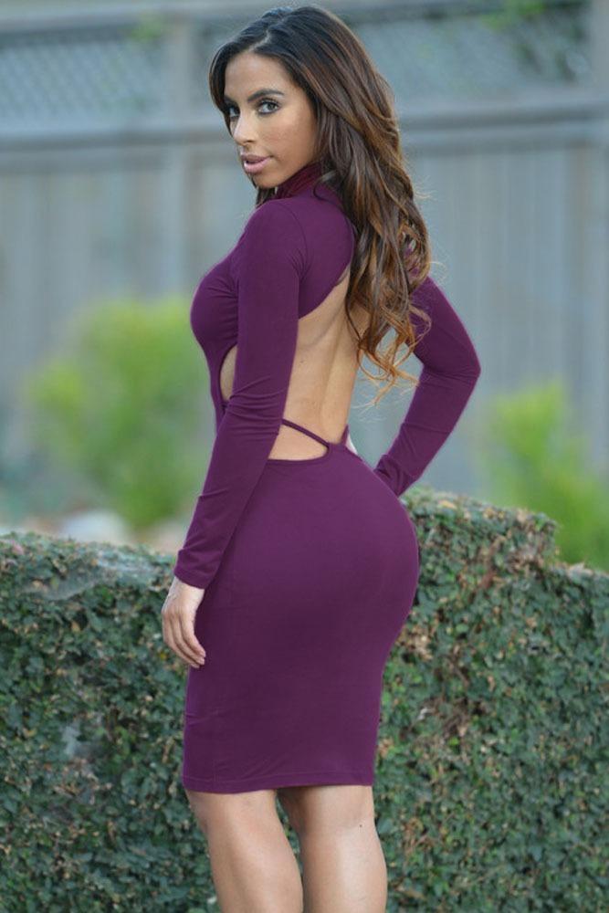 Dorable Vestidos De Dama Mangas Largas Imagen - Ideas de Vestidos de ...