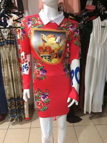 Vestidos Cortos Con Manga Fiesta Vestidos De Mujer Casual