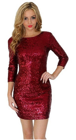 84ca365906ad Vestido Fiesta Eclipse - Vestidos de Mujer en Mercado Libre Chile