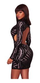 Vestidos De Loli Vestidos De Mujer Mini Geométrico En Mercado