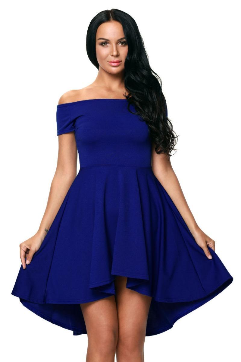 e1235c77f sexy vestido strapless azul manga corta moda retro 61346. Cargando zoom.