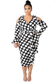 d8b4b2a816d3 Mini Vestido Media Nalga Vestidos Largos Mujer - Ropa, Bolsas y ...