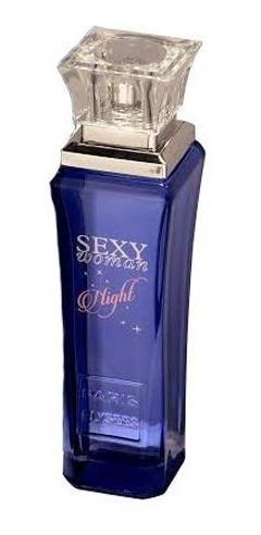 sexy woman night paris elysees perfume feminino 100 ml