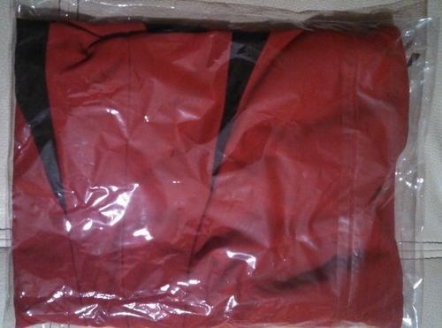 sexy y hermoso vestido corto strapless, rojo con negro.