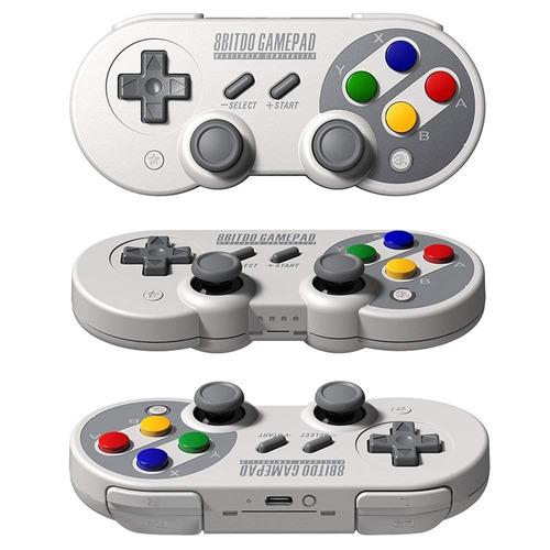 sf30 pro 8bitdo joystick control nintendo switch // robok