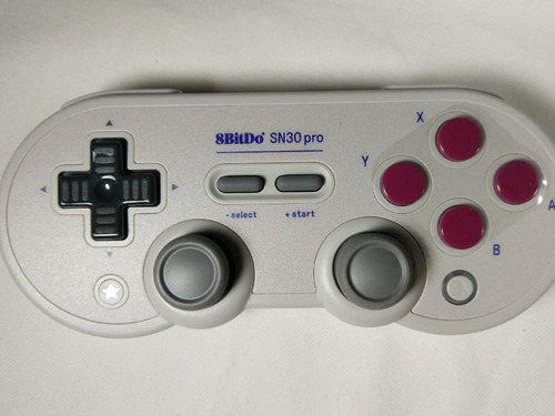 sf30 pro modelo nuevo 8bitdo joystick control // robok