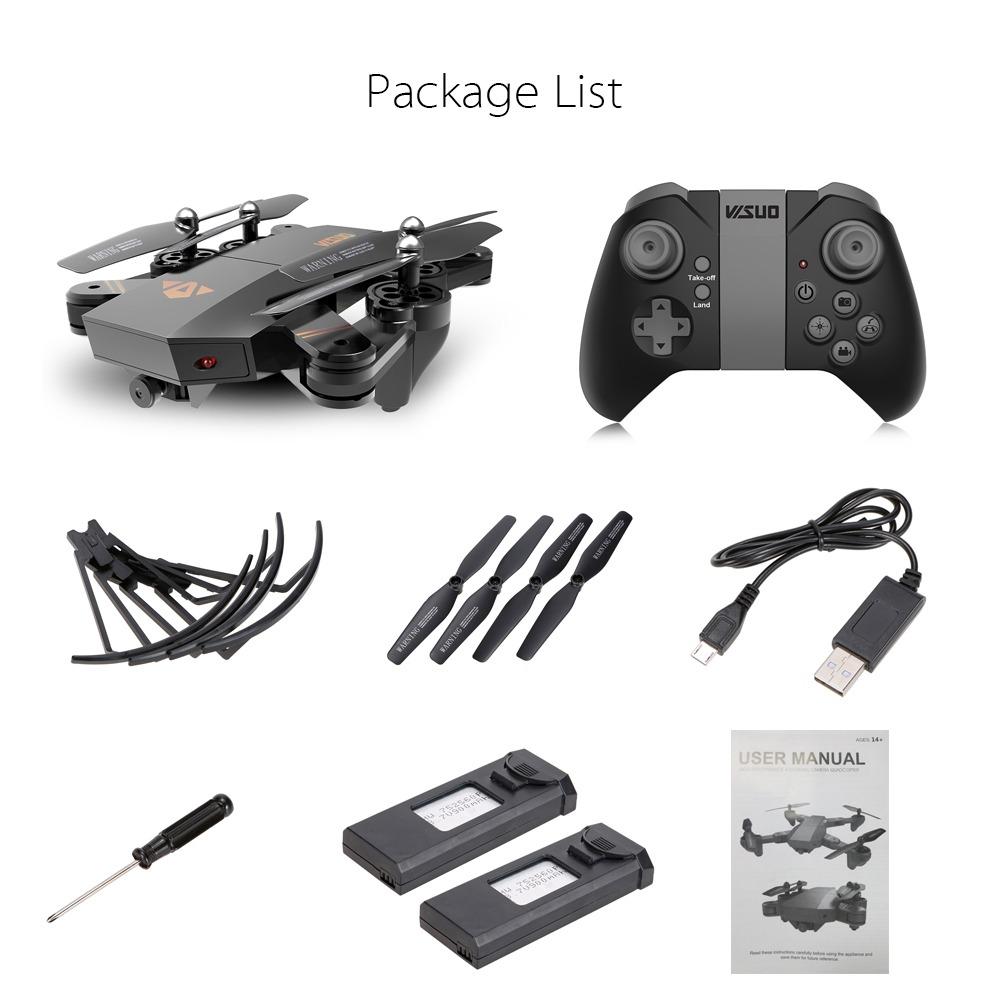 Sg900-s Fpv Rc Drone With Camera 1080p Wifi Fpv Gps Return