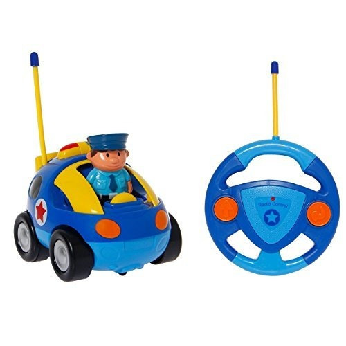 Carreras De Sgile Tren Coches Rc Policía Juguete shrCQdtx
