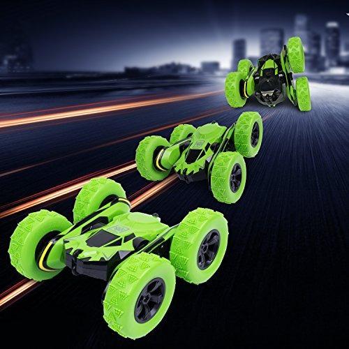 sgile stunt rc car toy, vehículo de control remoto de...