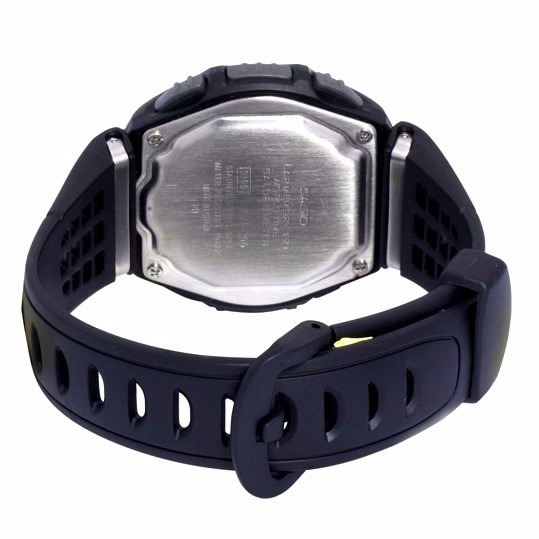 b5c9d31082a Sgw-200-1v Relógio Casio Corrida Contador Passos Pedometro - R  399 ...