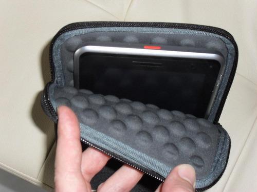 sh - capa p/ tablet 7 p. nylon dupla camada bo301 multilaser