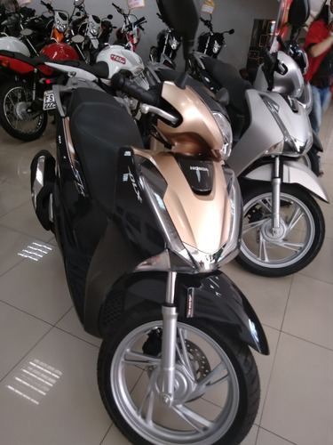 sh dlx 150 2019/2019 motoroda honda