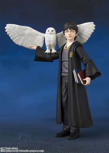 s.h. figuarts bandai harry potter and the sorcerer's stone