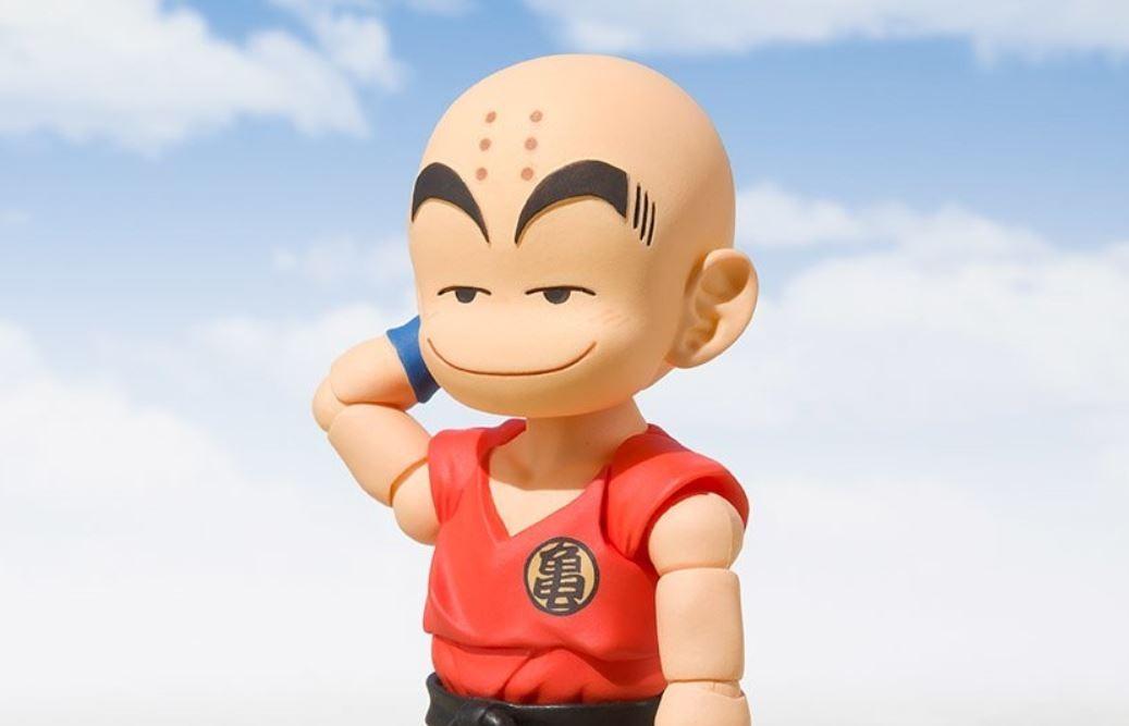 Sh Figuarts Kid Kuririn Dragon Ball Original