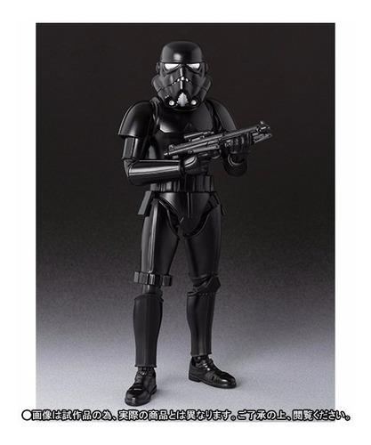 s.h. figuarts - star wars shadow trooper - bandai