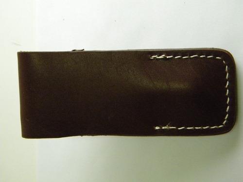 sh1019 funda de piel generica navajas de 11 a 12.5 cm
