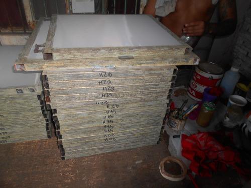 shablones 40 x 50 de 47 hilos 130$ todas las medidas