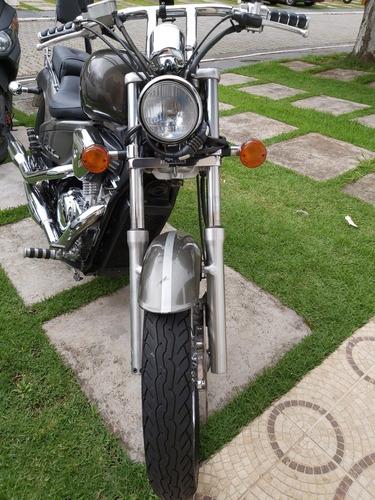 shadow 600 2002