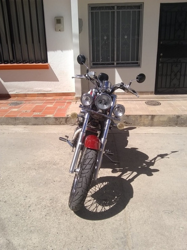 shadow 600 honda