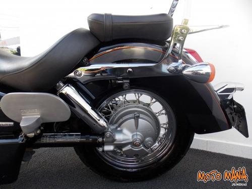 shadow 750 2010 preta