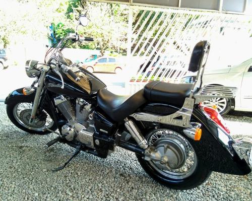 shadow 750 cc, 2007, único dono, 18.500 km