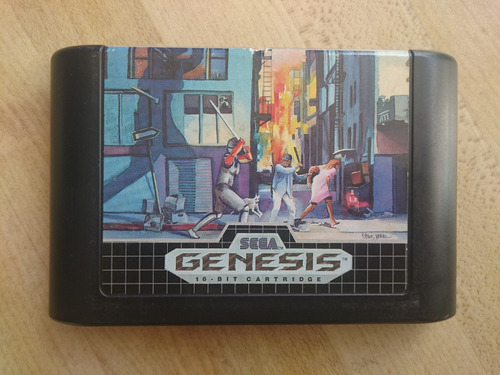 shadow dancer - sega genesis - original