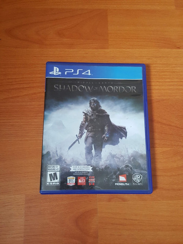 shadow mordor ps4