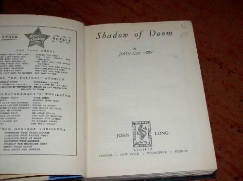 shadow of doom by john creasey