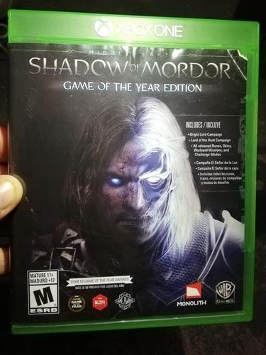 shadow of morador xbox one
