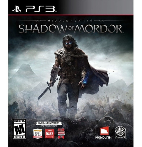 shadow of mordor ps3 digital playstation3 original psn