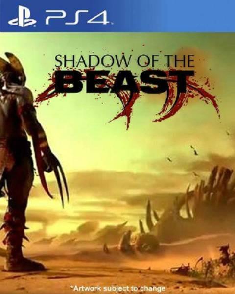 Resultado de imagen para Shadow of the Beast