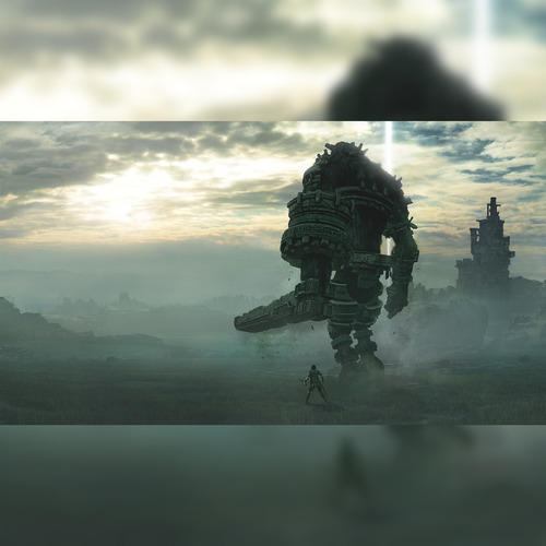 shadow of the colossus - playstatio 4