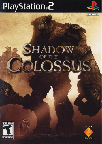 shadow of the colossus ps2 barato
