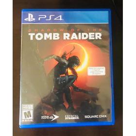 Shadow Of The Tomb Raider | Juego Físico | Ps4
