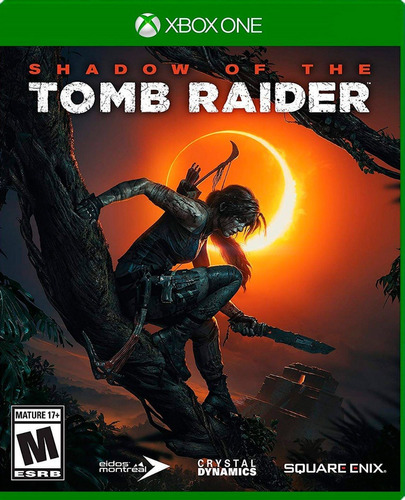 shadow of the tomb raider en xbox one nuevo y sellado.