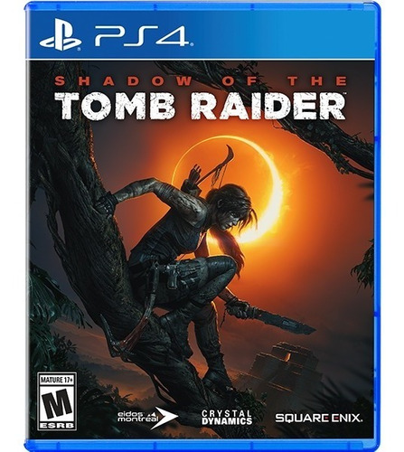shadow of the tomb raider ps4 - juego fisico - prophone