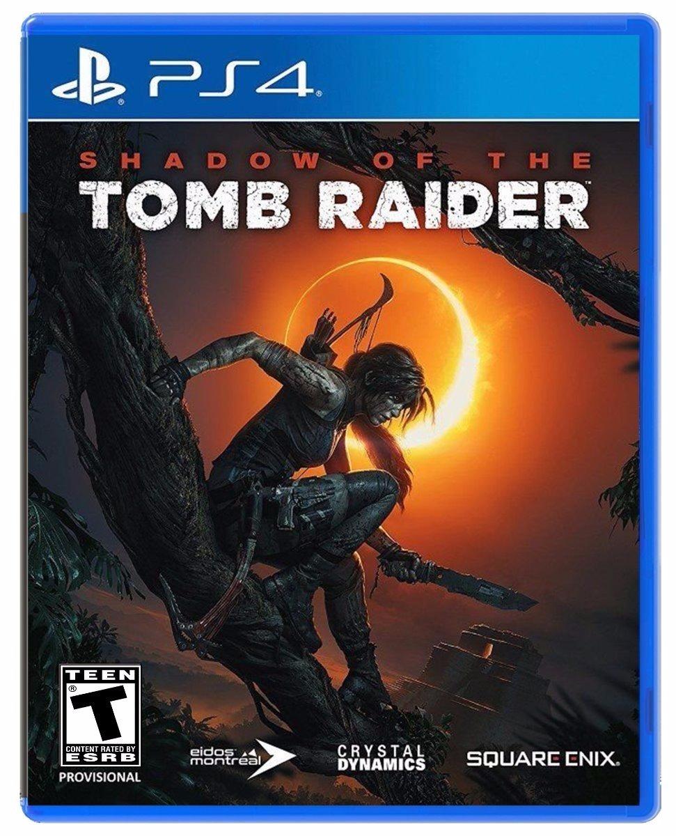 Shadow Of The Tomb Raider Ps4 No Necesita Internet Bs 7 500 00